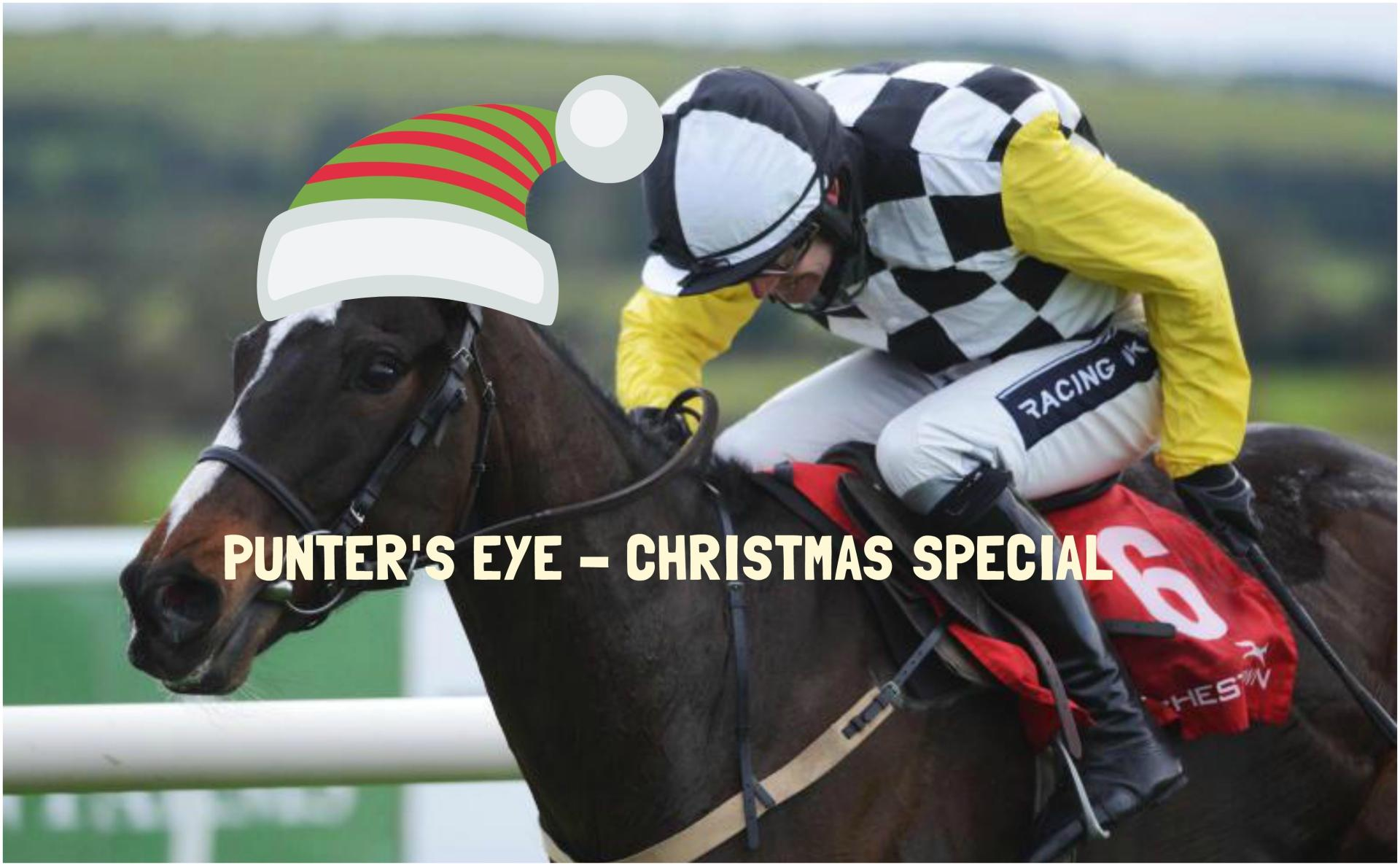 Christmas Horse Racing.The Punter S Eye Horse Racing Tips For The Leopardstown