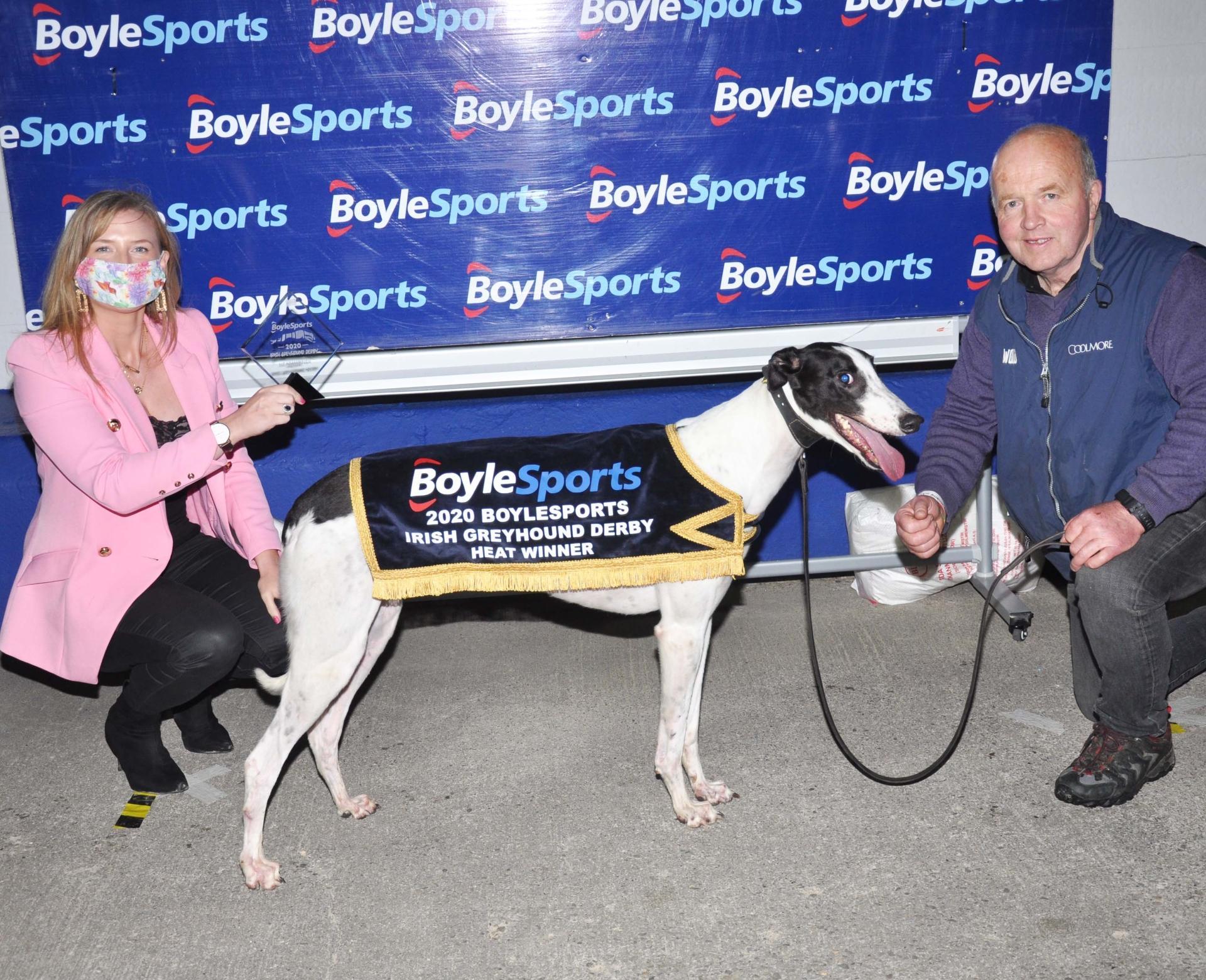 Irish Greyhound Derby Consolation final success for Limerick ...