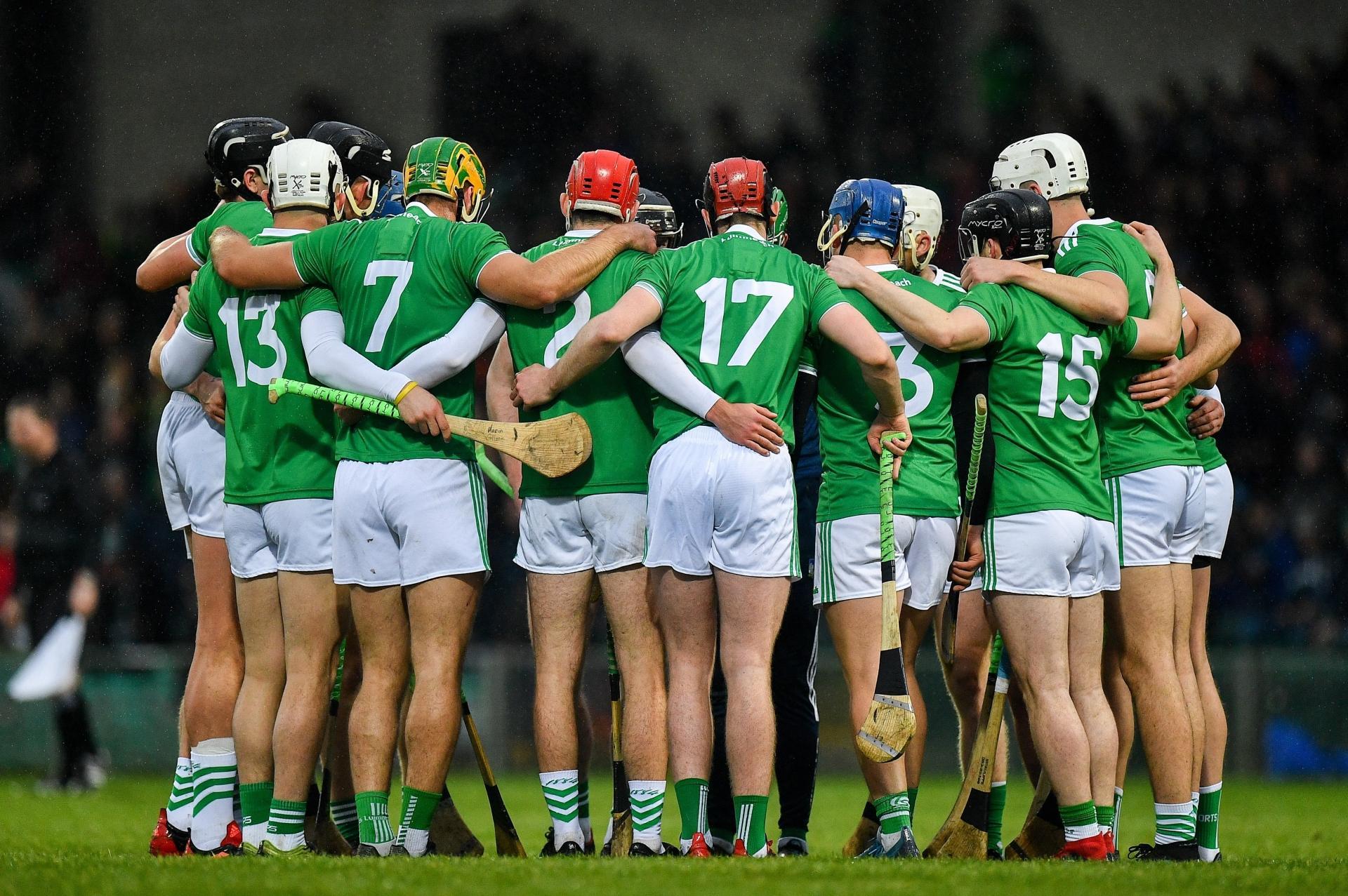 Limerick's 36-man panel for the 2020 All-Ireland Senior Hurling ...