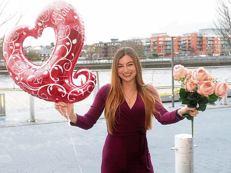 Love is blind for host of Limerick dating event Meghann who is