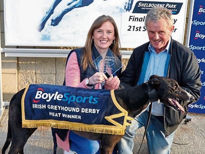 Limerick trio still standing in Irish Greyhound Derby - Limerick ...
