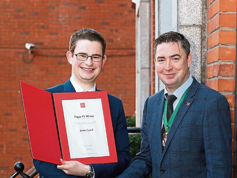 Limerick accountancy student 'tops' among 14,000 students in