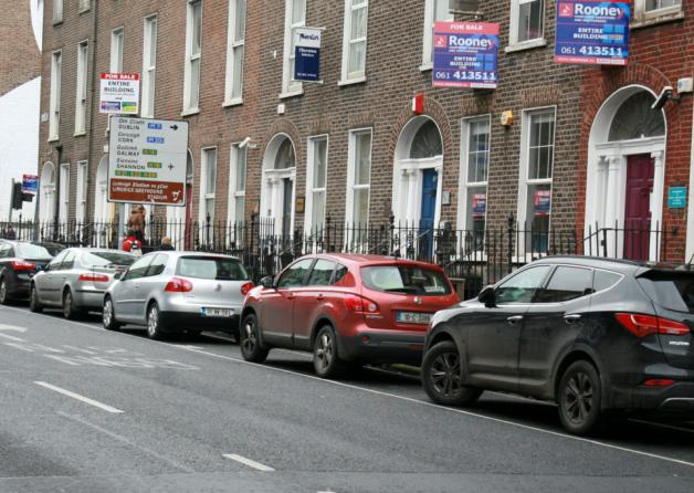 Free From Three Limerick Parking Initiative Gets Underway Limerick Leader
