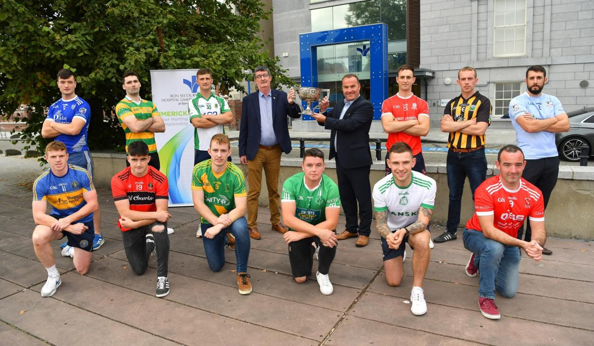 Limerick club hurling championship officially launched ahead of weekend start - Limerick Leader