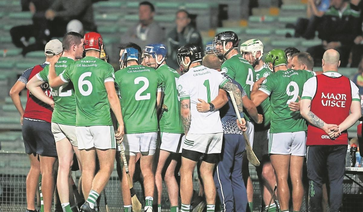 Limerick GAA confirm weekend schedule of 24 club hurling championship matches - Limerick Leader