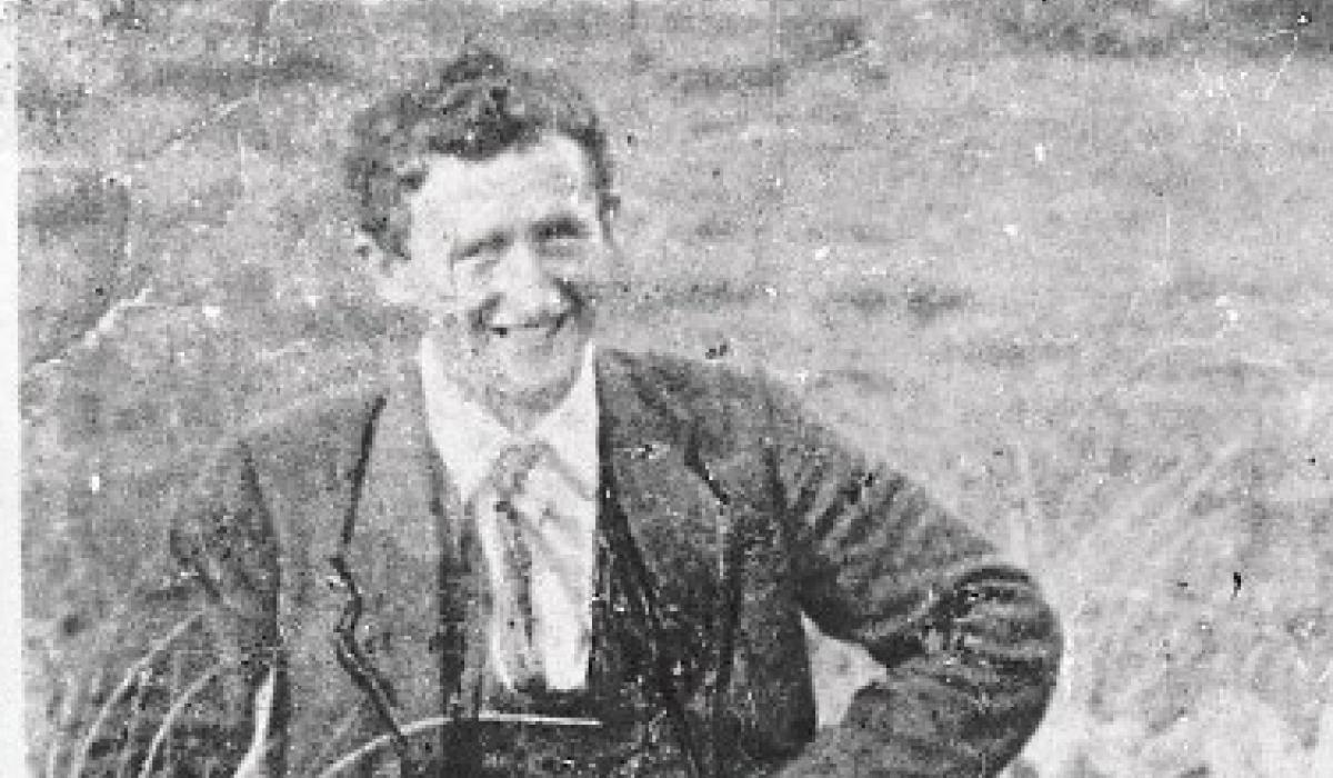 Rare photos and stories of Limerick's Séan Finn brought to light on centenary of his death