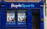 The incident occurred at Boylesports bookmaker in Patrickswell at 6.30pm on Sunday Picture: Press 22