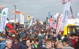 The second day of the National Ploughing Championships has been cancelled