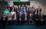 SLIDESHOW: Galaxy of Limerick sports stars honoured by mayor at civic reception
