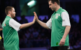 Limerick's William O'Connor comes up just short in World Cup of Darts glory bid