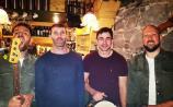 Felix Jones reunites with Hermitage Green in Limerick bar