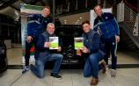 Limerick GAA reveal details of novel fund-raising raffle for a luxury Mercedes CLA 180