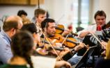 Music continues daily with UL based Irish Chamber Orchestra