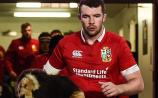 Munster Rugby captain Peter O'Mahony discusses his Lions selection prospects
