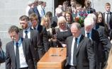 'We grew up believing we would live forever': Limerick teenager laid to rest after tragic fall
