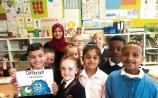 Presentation Primary School pupils pictured during Friendship Week in Ms Helen McMahon's first class
