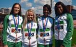 WATCH: President Higgins congratulates Limerick's World U20 silver replay medal winner