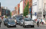 A section of O'Connell Street will be closed to traffic for Car Free Day