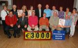 Cappamore community members and organisers of three fundraisers for Milford    Picture: Josephine Blackwell
