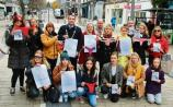 'Clothes are not consent': Protest held in Limerick over rape trial