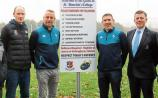 Limerick rugby nursery St Munchin's College signpost the way to sporting respect