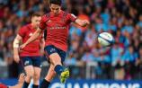 BREAKING: Joey Carbery ruled out of Munster's Champions Cup clash in Limerick