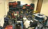 Limerick gardai recover stolen tools and machinerydurring search operation