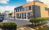 Plans submittedto construct two-storey restaurant unit and community space