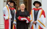 'Dolores would be so proud':The Cranberries honoured at the University of Limerick