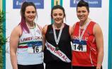 Limerick trio win indoor athletics medals