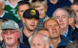Global popstar Niall Horan enjoys Munster Hurling Championship action at LIT Gaelic Grounds