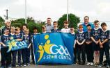 Five star GAA display by pupils in Limerick school earns active flag