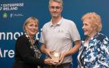 Limerick winners at Enterprise Ireland's National Ploughing Championship arena