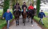 And they're off to Munster National at Limerick Racecourse