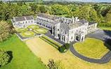 High five! Historic county Limerick mansion available to rent for tidy sum