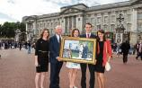 Limerick artist with work in White House features in city auction