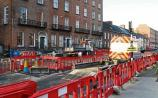 Traffic delays expected into March as water works continue in Limerick