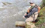 Limerick angler vows to block up pipe bringing raw sewage into river