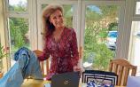 'Go online but support local shops' - Celia Holman Lee