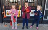 Limerick-based brass and reed band strikes right note with children