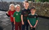 Limerick boys and girls Rise4Dáithí by raising€10k from jersey day