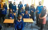 'Wellbeing Warriors' at Limerick school win national award