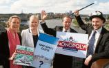 Dice rolls on Limerick with new Monopoly board