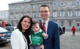 New junior minister O'Donovan gets warm welcome in Newcastle West