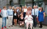 Limerick sailer's high sea adventure is now online