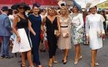 Super style at the Galway Races
