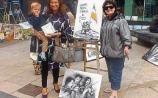 Arts sales paints a beautiful picture xx