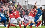 Limerick FC's Cup final hopes dashed by St Pat's late goal blitz