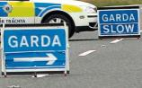 Gardai attend scene of collision on busy Limerick road