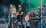 Hermitage Green go west to Broadford for marquee gig